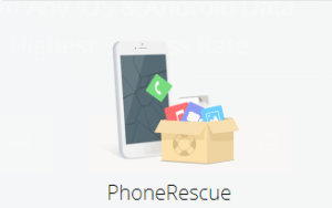 PhoneRescue 3.5.0 Crack + Activation Code Free Download