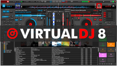 Virtual DJ Pro 8.2.3994 Crack With License Key Free Download [PC + Mac] Latest