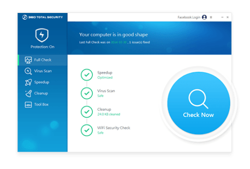 360 Total Security 9.2.0.1372 Crack With Serial Keygen Free Download [Premium]