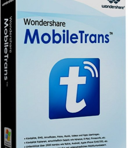 Wondershare MobileTrans 7.9.4 Crack