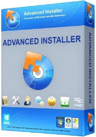 Advanced Installer Architect 14.5.2 Crack
