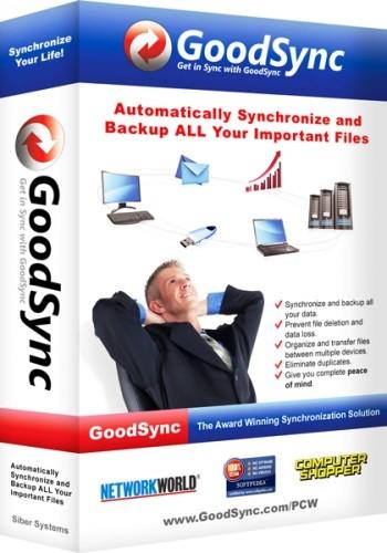 GoodSync 10.7.3.3 Crack