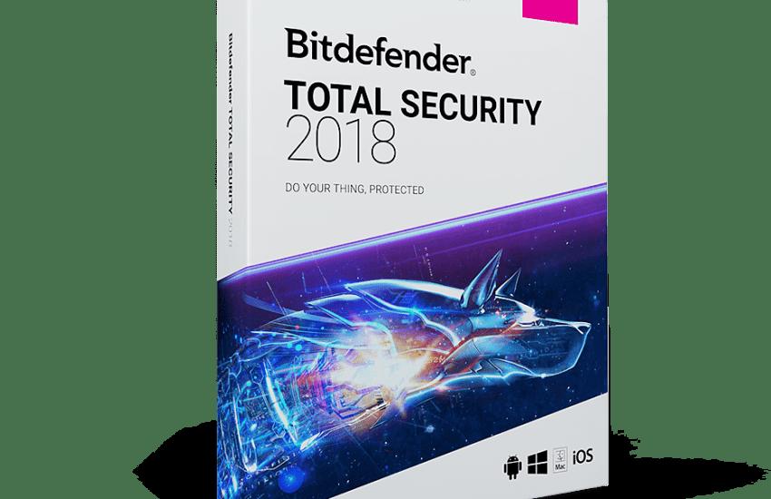 Bitdefender Total Security 2018 Build 22.0.18.224