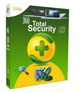 360 Total Security Premium 9.6.0.1188 Crack
