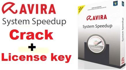 Avira System Speedup Pro 4.6.0 Crack