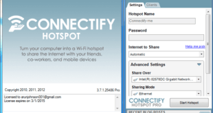 Connectify Hotspot Pro 2018.1.1.38937 Crack
