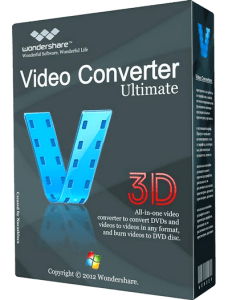 Wondershare Video Converter Ultimate 10.2.1.158 Crack