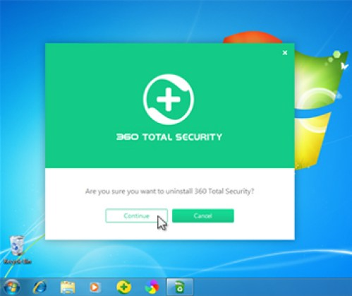 360 Total Security 9.6.0.1187 Crack