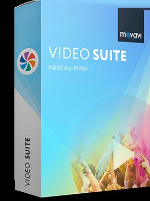 Movavi Video Suite 17.2.0 Crack
