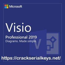 Microsoft Visio Pro 2019 Crack With Product Key