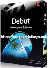 Debut Video Capture  6.11 Crack software Plus Keygen 2020