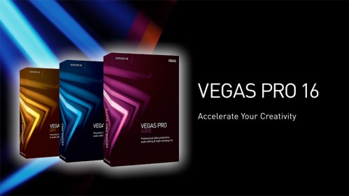 Sony Vegas Pro 16 Crack Build 361 + Keygen Free Download