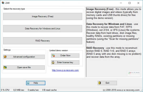 Zero Assumption Recovery Patch + Keygen {Tested} Free Download
