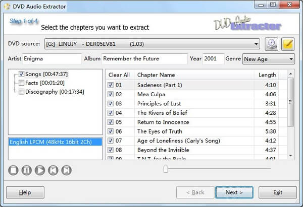DVD Audio Extractor Crack [Tested] Free Download