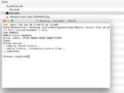 VMware Fusion Pro 12.1.2 Crack (Build 17964953) Plus Mac Latest Version