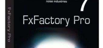 FxFactory Pro 7.0.2 Crack Serial + Registration Code Download