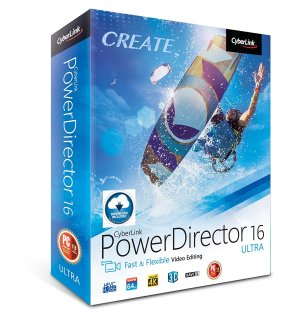 Cyberlink Powerdirector 16 Crack