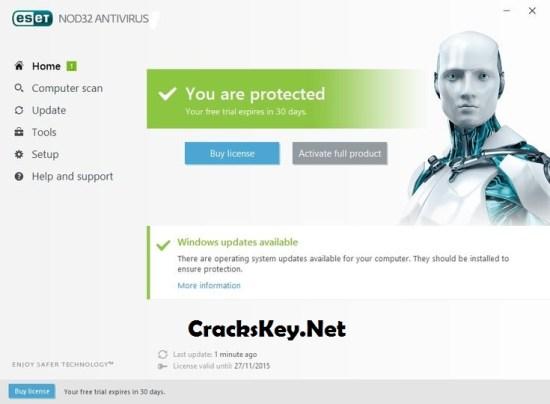 eset antivirus 11 license key