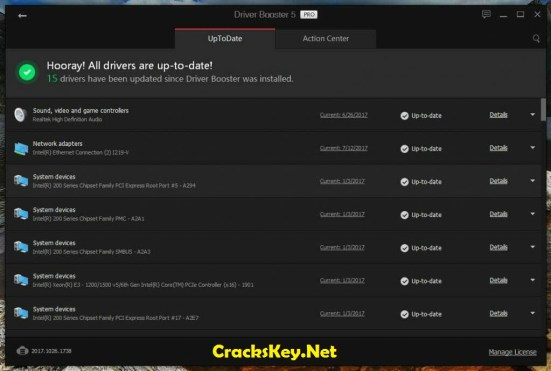 IObit Driver Booster 5 Pro Crack