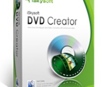 iSkysoft DVD Creator 5.0.1.24 Crack + Serial Key Free Download