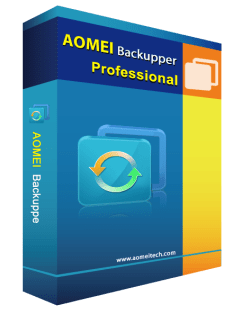 AOMEI Backupper Professional Keygen
