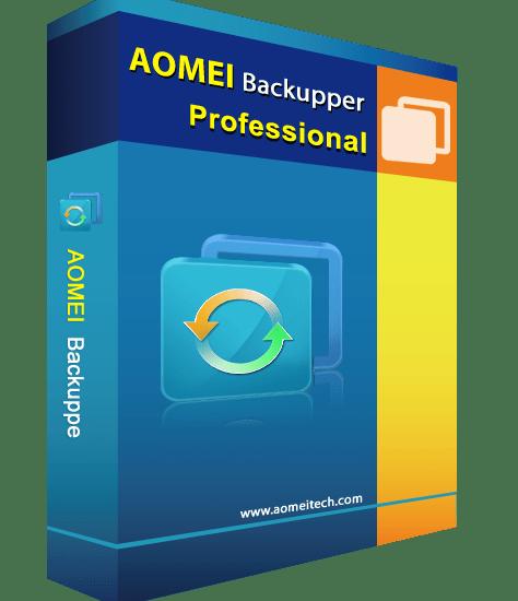 AOMEI Backupper Professional Keygen