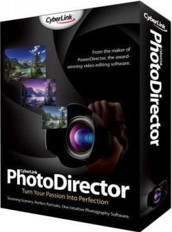 Cyberlink PhotoDirector 9 Ultra Crack