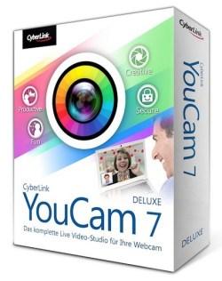 CyberLink YouCam Deluxe 7 Crack