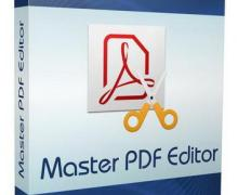 Master PDF Editor 5.1.42 Crack + Registration Code Free Download