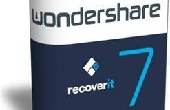 Wondershare Recoverit 7.1.4 Crack + Registration Code Download