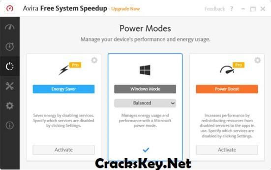 Avira System Speedup License Key