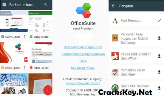 OfficeSuite Premium Keygen