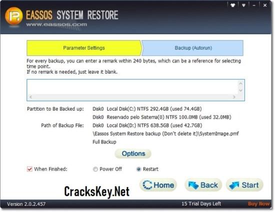 Eassos System Restore 2 Keygen