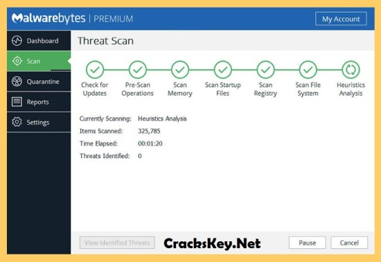 Malwarebytes Premium 2018 License Key
