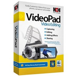 NCH VideoPad Video Editor professional Crack