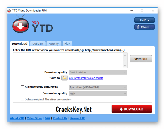 YouTube Video Downloader 5 Keygen