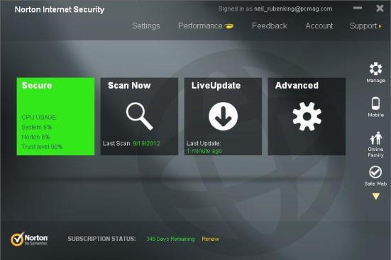 Norton Internet Security 2019 Serial Key