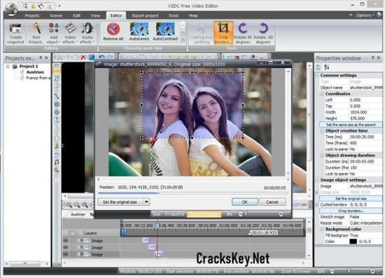 VSDC Video Editor Pro 2018 Keygen