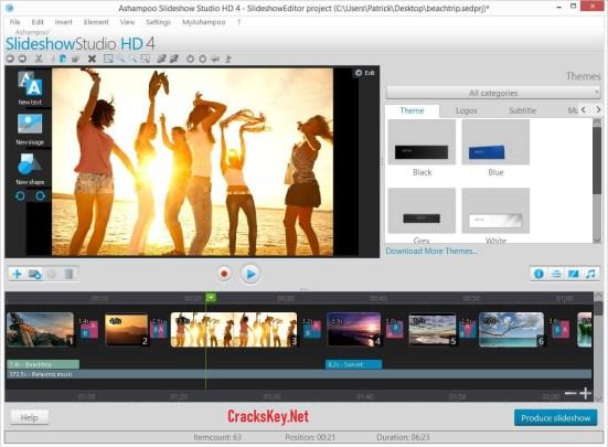 Ashampoo Slideshow Studio HD License Key
