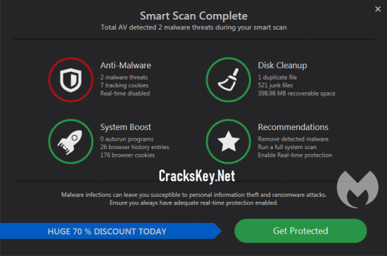 Total AV Antivirus 2019 Keygen