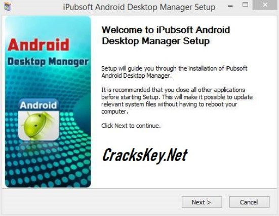 iPubsoft Android Desktop Manager Keygen