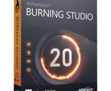 Ashampoo Burning Studio 20.0.4.1 Crack + License Key Download