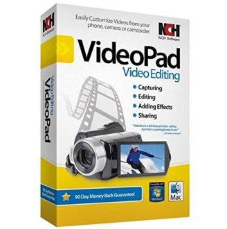 VideoPad Video Editor Pro Crack