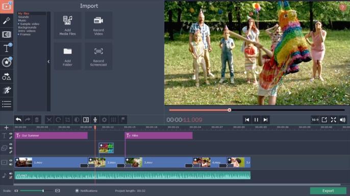 Movavi Video Editor Plus 21.3.1 Crack