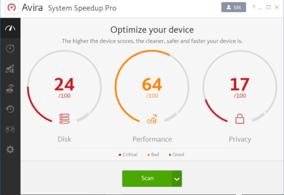 Avira System Speedup Pro License Key