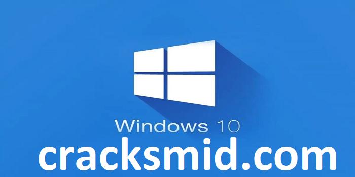 Window 10 Crack