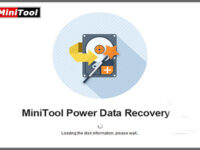 MiniTool Power Data Recovery Business Technician 9.0 Crack Download HERE !