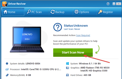 Driver Reviver 5.29.1.2 Crack + Key Latest 2019