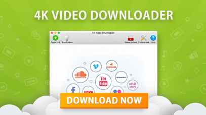 4K Video Downloader 4.9.3.3112 Crack + License Key 100% Working