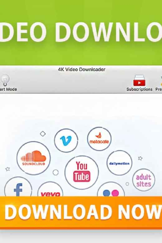 4K Video Downloader 4.9.0.3032 Crack + License Key 100% Working